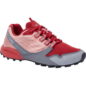 Columbia Alpine FTG Shoes Women Red Coral/Iceberg